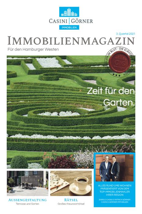 Unsere neue Immobilienzeitung ist da!